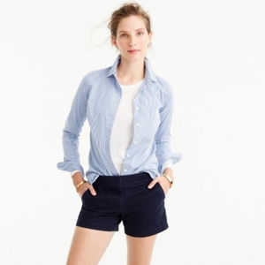 J.Crew Broken-In Chino 3 Inch Shorts in Navy